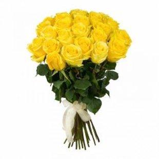 Dzeltenas rozes 50 cm (skaits pēc izvēles)