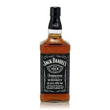 Viskijs Jack Daniels 40% - 1l