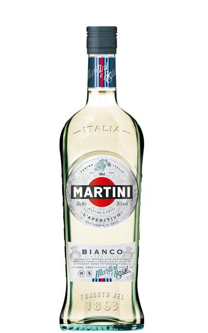 Vermuts Martini Bianco 15% - 1l