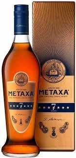 Brendijs Metaxa 40% - 1l
