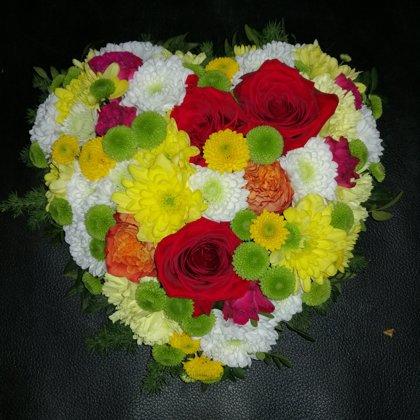 Sirdis no ziediem